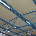 čelične konstrukcije za montažne hale, Boja Sombor
