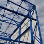 čelične konstrukcije, montažne hale, Unionpromet Vrbas