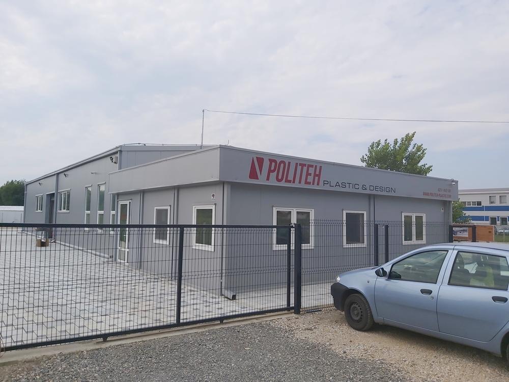 Kancelarije i montažna hala za firmu POLITEH u Novom sadu