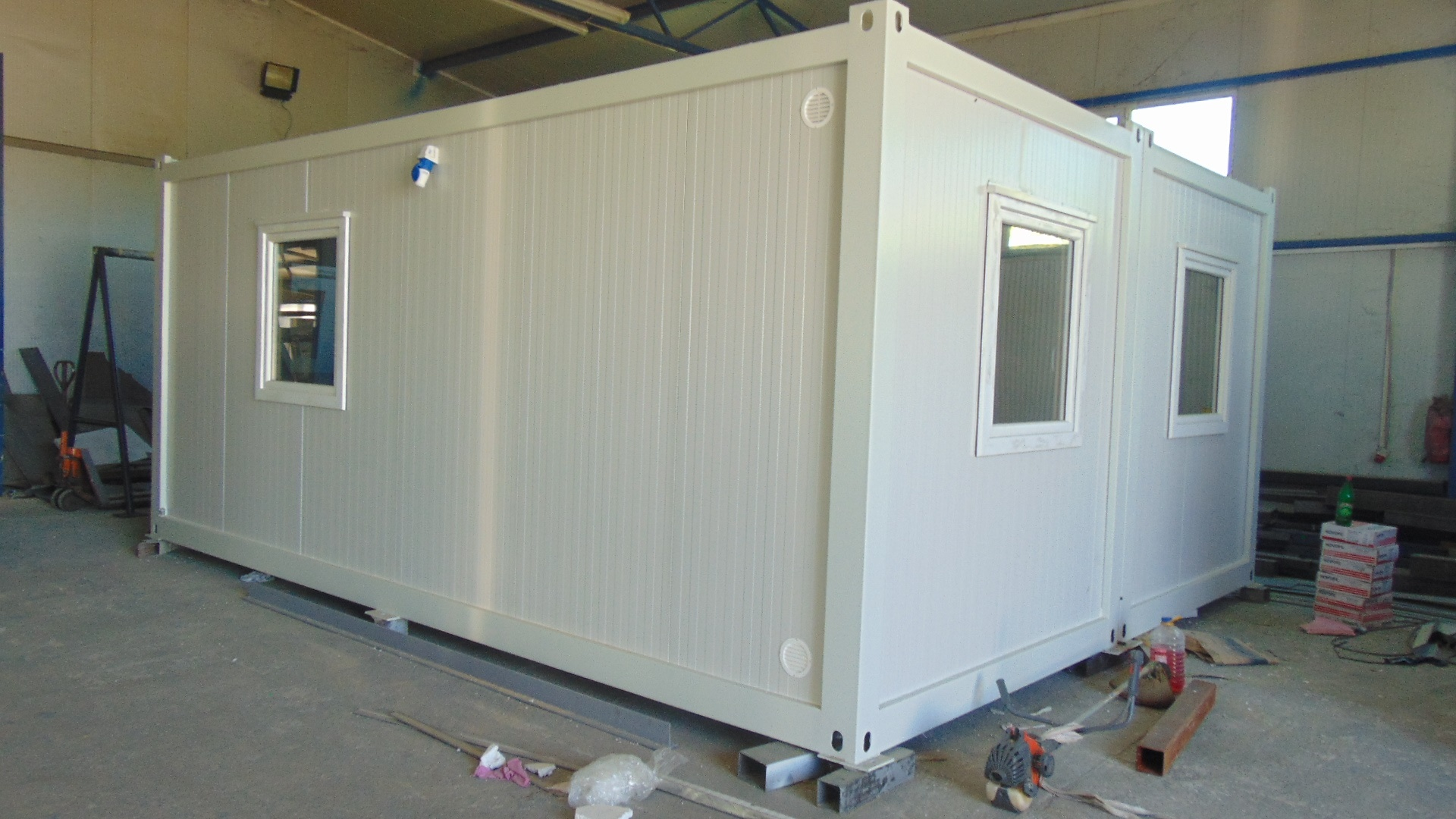 Stambeni kontejner 6000×4800